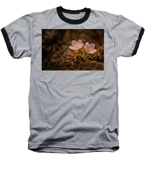 Spring Arrival In Seattle Baseball T-Shirt