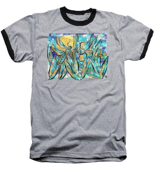 Spring Life Of Nature Baseball T-Shirt