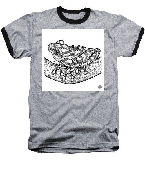 Spring Peeper Baseball T-Shirt