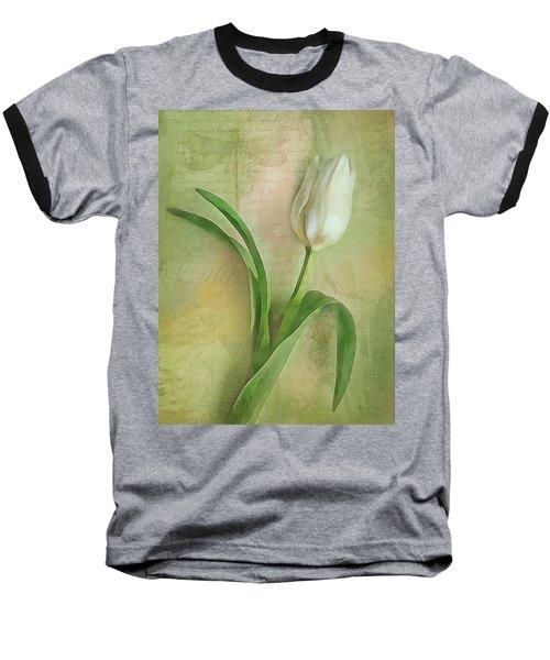 Spring Tulip Montage Baseball T-Shirt