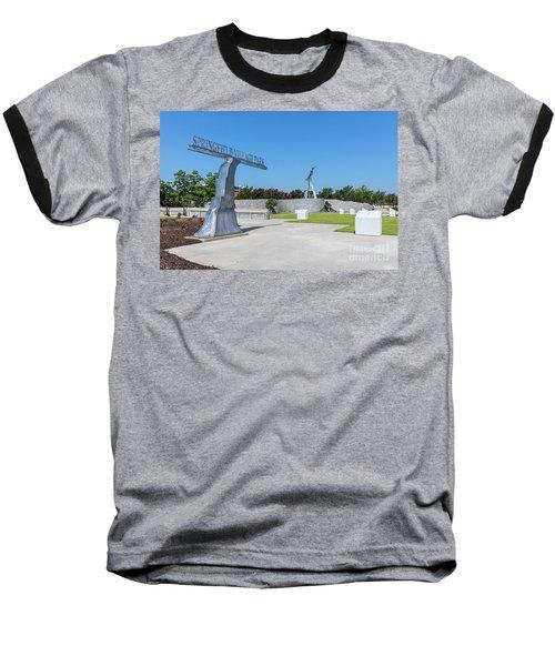 Springfield Village Park - Augusta Ga Baseball T-Shirt