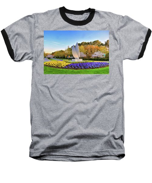 Springtime At Christopher Newport University Baseball T-Shirt