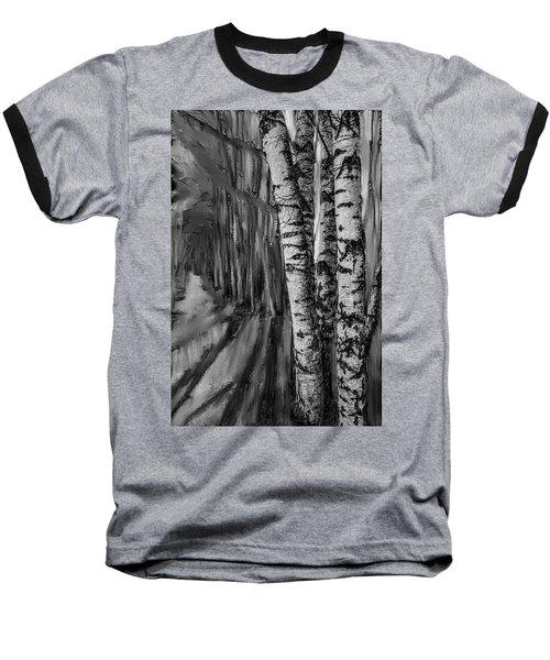 springtime ligh BW #i6 Baseball T-Shirt