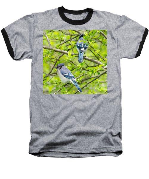 Springtime Pairs Baseball T-Shirt