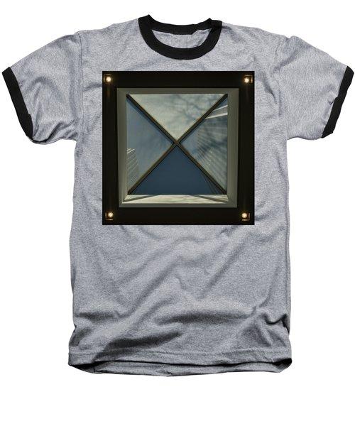 Square Baseball T-Shirt