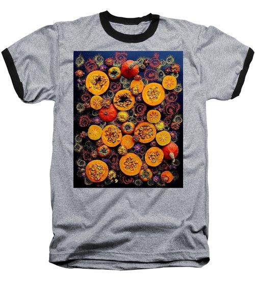 Squash Carnival Baseball T-Shirt