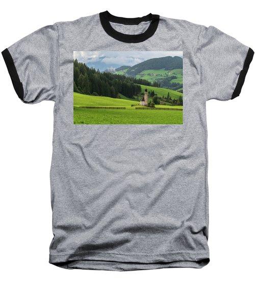 St Johann From The East Baseball T-Shirt