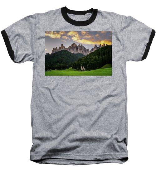 St Johann Sunrise Baseball T-Shirt
