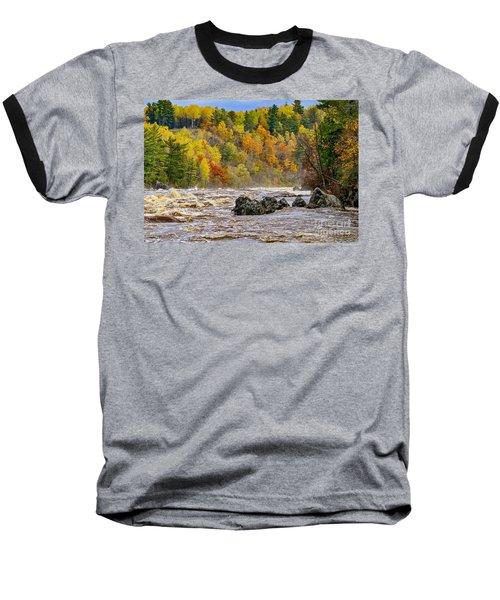 St. Louis River At Jay Cooke Baseball T-Shirt