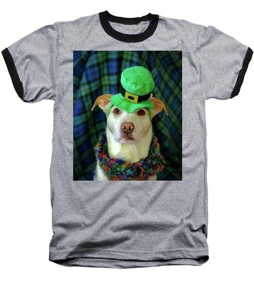 St Pat's Snofie Baseball T-Shirt