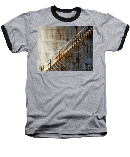 Staircase 2017 Baseball T-Shirt