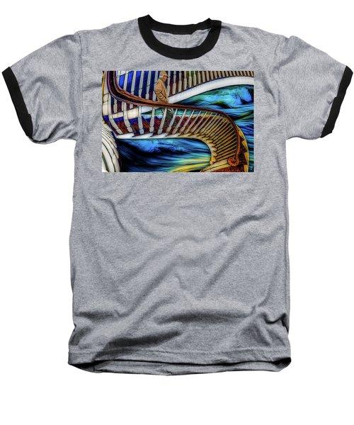 Stairway To Perdition Baseball T-Shirt