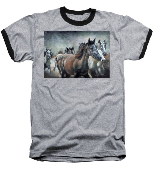Stampede Baseball T-Shirt