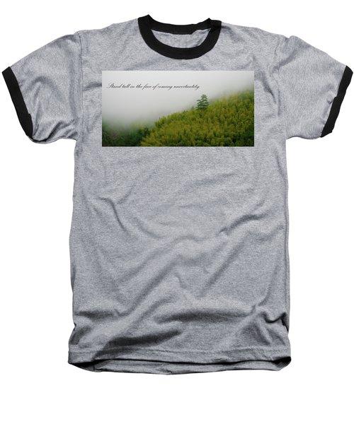 Stand Tall 2x1 Baseball T-Shirt