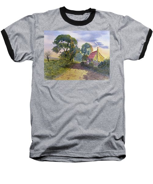 Standing In The Shadows Baseball T-Shirt