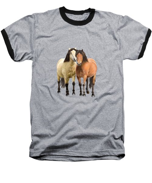 Standing Together Baseball T-Shirt