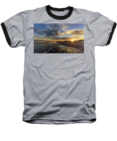 Star Point Baseball T-Shirt