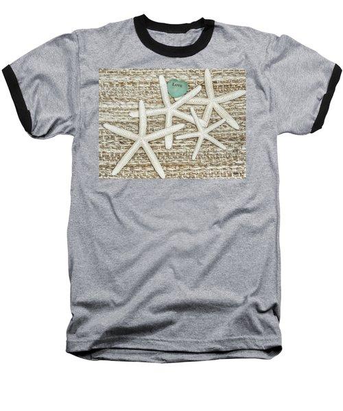 Starfish Love Baseball T-Shirt