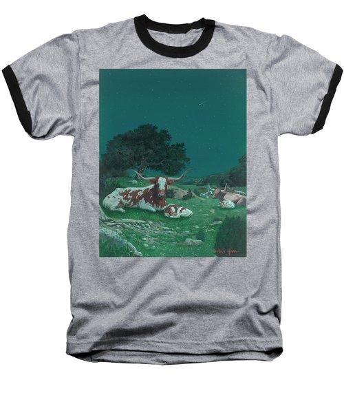 Stars Over Texas Baseball T-Shirt