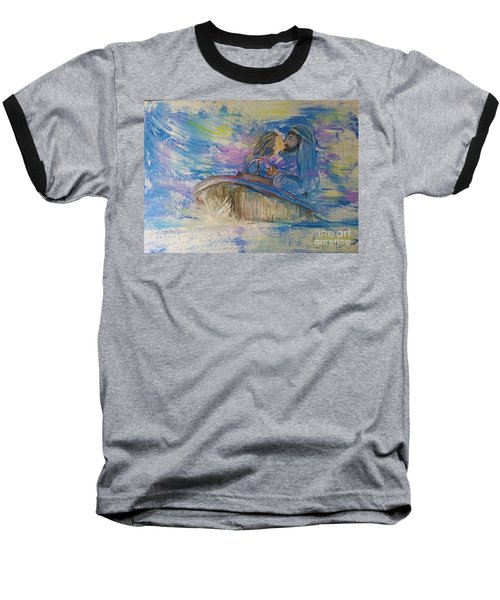 Staying The Course Baseball T-Shirt
