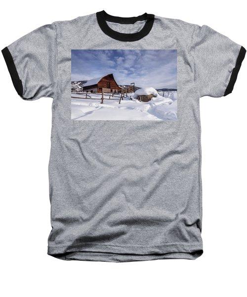 Steamboat Springs Baseball T-Shirt