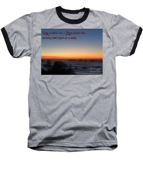 Step 2 Baseball T-Shirt