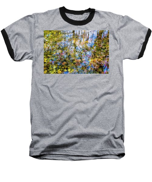 Stillness Holds Everything Baseball T-Shirt