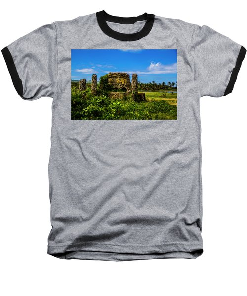 Stone Oven Baseball T-Shirt