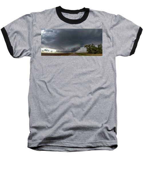 Storm Chasin In Nader Alley 008 Baseball T-Shirt