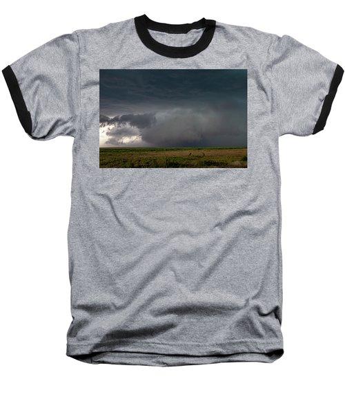 Storm Chasin In Nader Alley 030 Baseball T-Shirt