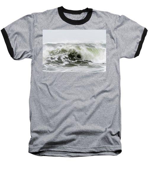 Storm Surf Spray Baseball T-Shirt