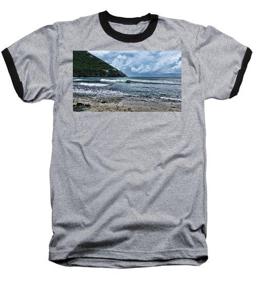 Stormy Shores Baseball T-Shirt