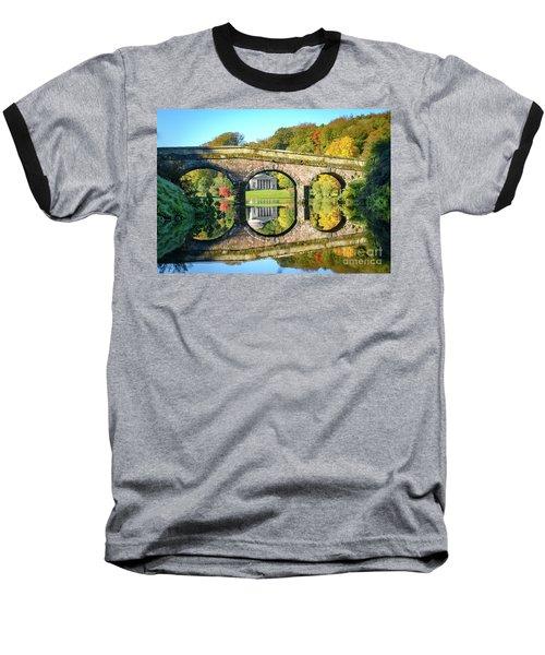 Stourhead Autumn Baseball T-Shirt
