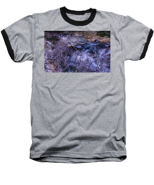 Stream Baseball T-Shirt