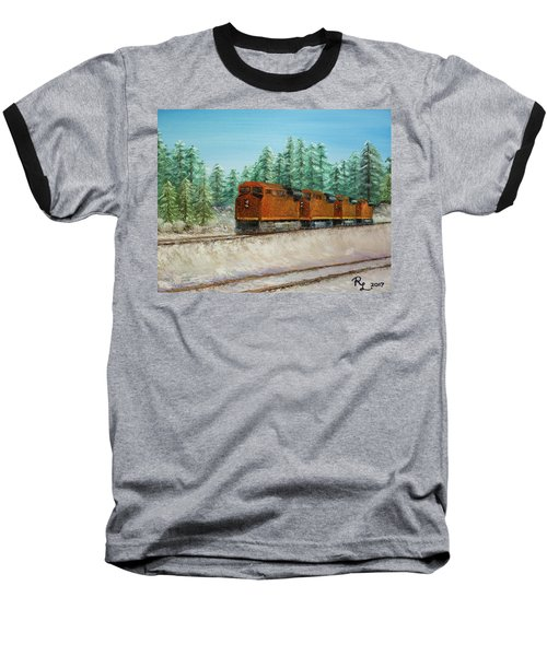 Strength Baseball T-Shirt