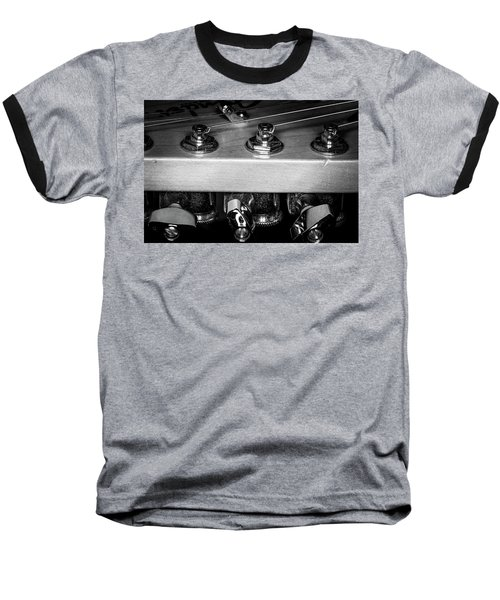 Baseball T-Shirt featuring the photograph Strings Series 11 by David Morefield