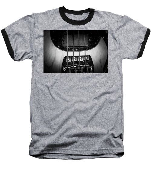 Baseball T-Shirt featuring the photograph Strings Series 25 by David Morefield