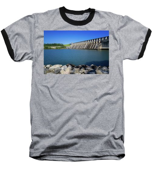 Strom Thurmond Dam - Clarks Hill Lake Ga Baseball T-Shirt