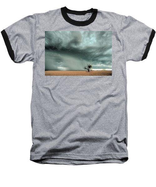 Strong Lone Tree Baseball T-Shirt