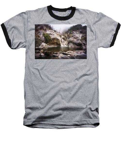 Suchurum Waterfall, Karlovo, Bulgaria Baseball T-Shirt