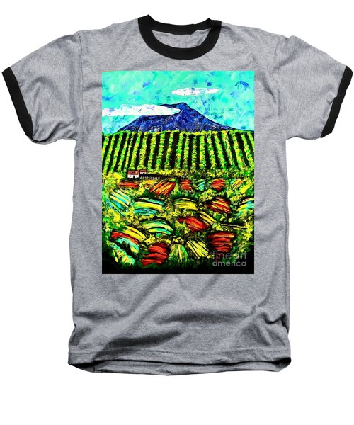 Sumatra Coffee Plantation Baseball T-Shirt