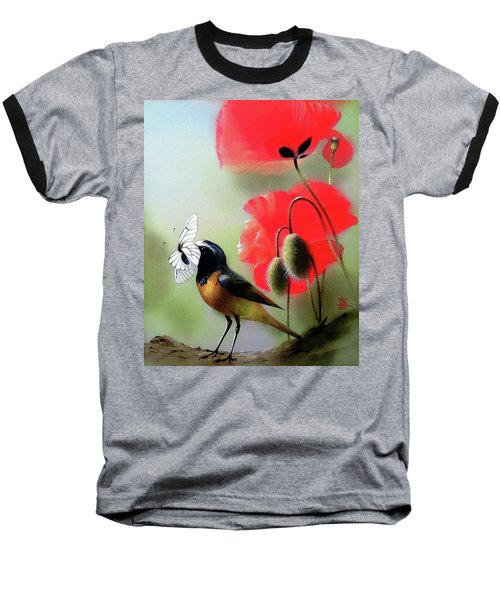 Summer Afternoon Baseball T-Shirt