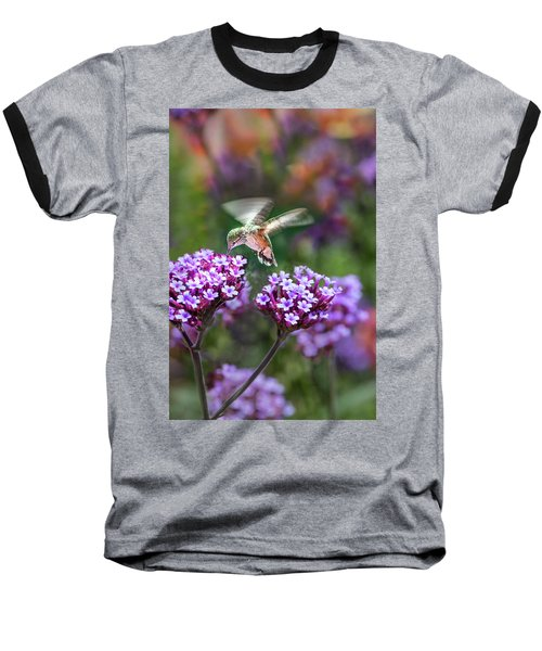 Baseball T-Shirt featuring the photograph Summer Colors by James Woody