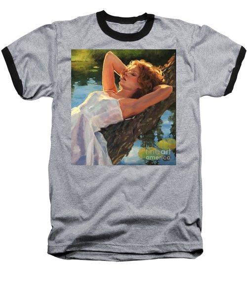 Summer Idyll Baseball T-Shirt
