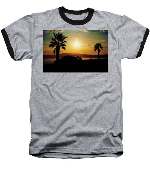 Baseball T-Shirt featuring the photograph Summer Life by Milena Ilieva