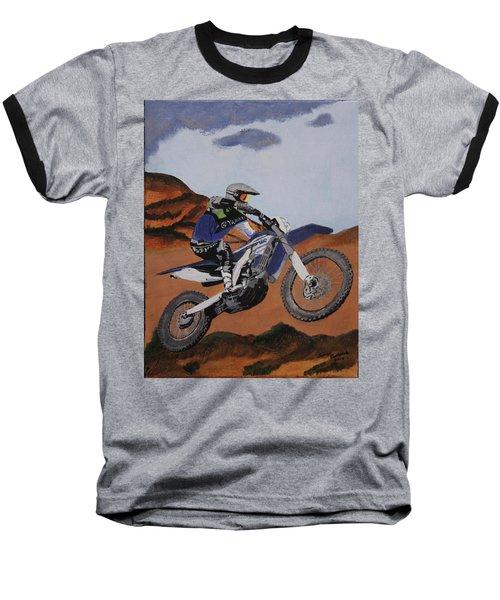 Summer Ride 2 Baseball T-Shirt