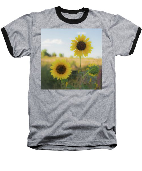 Summer Softness Baseball T-Shirt