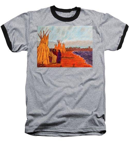 Summer Vacation Baseball T-Shirt