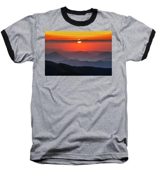 Sun Eye Baseball T-Shirt