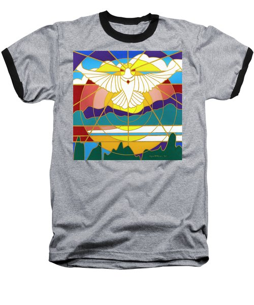 Sun Will Rise With Healing Baseball T-Shirt